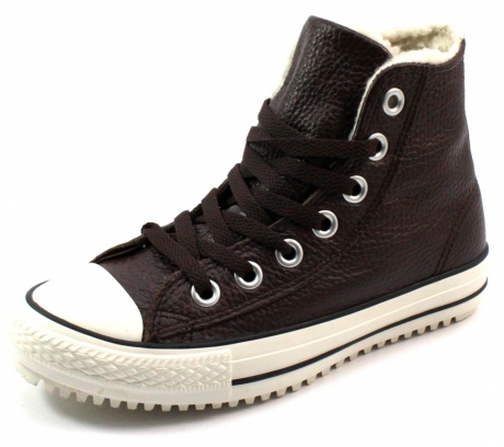 converse all stars leer dames