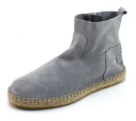 Image of Shabbies Amsterdam 152020001 Enkelboot Jeans Sha43
