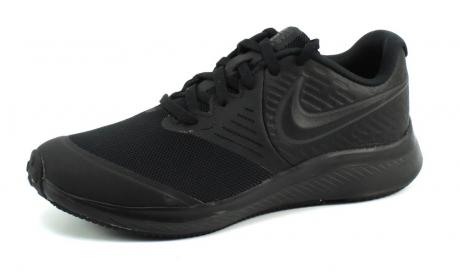 Nike Star runner 2 Zwart NIK31