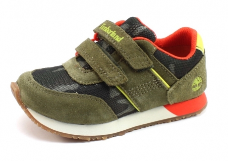 Image of Timberland A1 Sneaker Olive Tim99