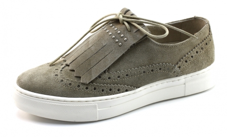 Image of Monshoe 65263561 Sneaker Taupe Cho42