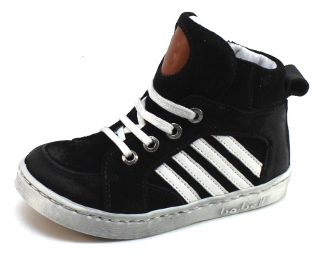 Image of Bobell Cliv Sneaker Zwart Bob05