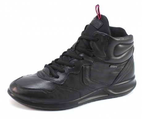 Ecco Genna Baskets Ecc39 Noir IUksV
