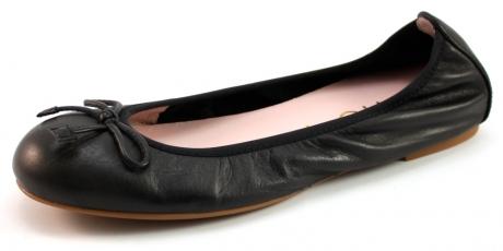 Image of Unisa Acor Ballerina's Zwart Uni78