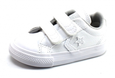 Converse Star Player sneakers Wit CNN64