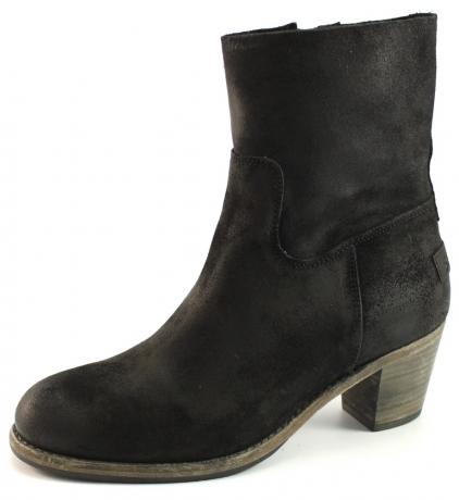 Shabbies Amsterdam Chaussures Beige Avec Talon Bloc Pour Les Femmes 6NqCVy