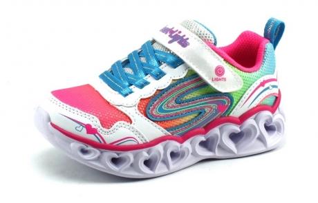 Skechers 20294L sneaker Roze SKE60