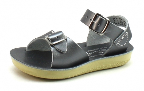 Salt Water Sandals Surfer Grijs SAL14
