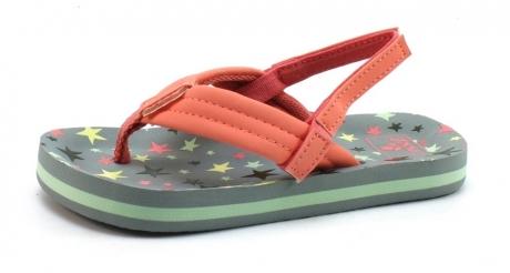 Image of Reef Slippers Ahi Kids Roze Ree42