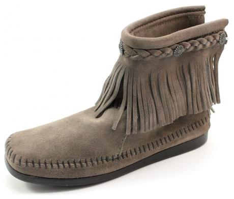 Minnetonka laarzen online 291t Grijs MIN04