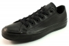 Converse Chuck Taylor All Star OX sneakers Zwart CON68