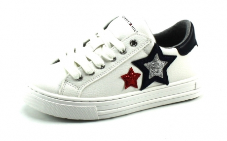 Tommy Hilfiger T3A4-30615 sneaker Wit TOM41