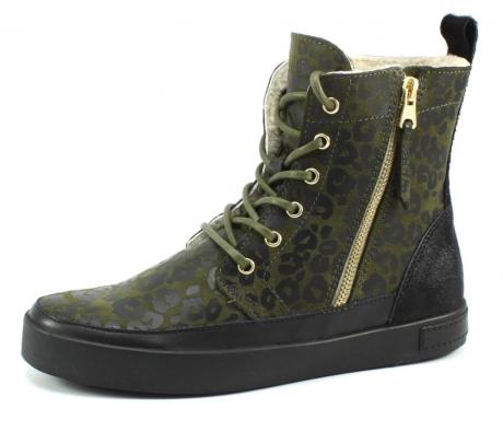 Op Penny Blossoms (fashionbabes vinden hier de beste online shops) is alles over accessoires te vinden: waaronder schoenen en specifiek Blackstone SL76 Olive BLA41 van de online shop Stoute Schoenen