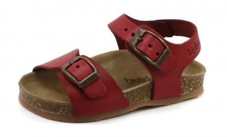 Kipling Easy 4 sandal Rood KIP15
