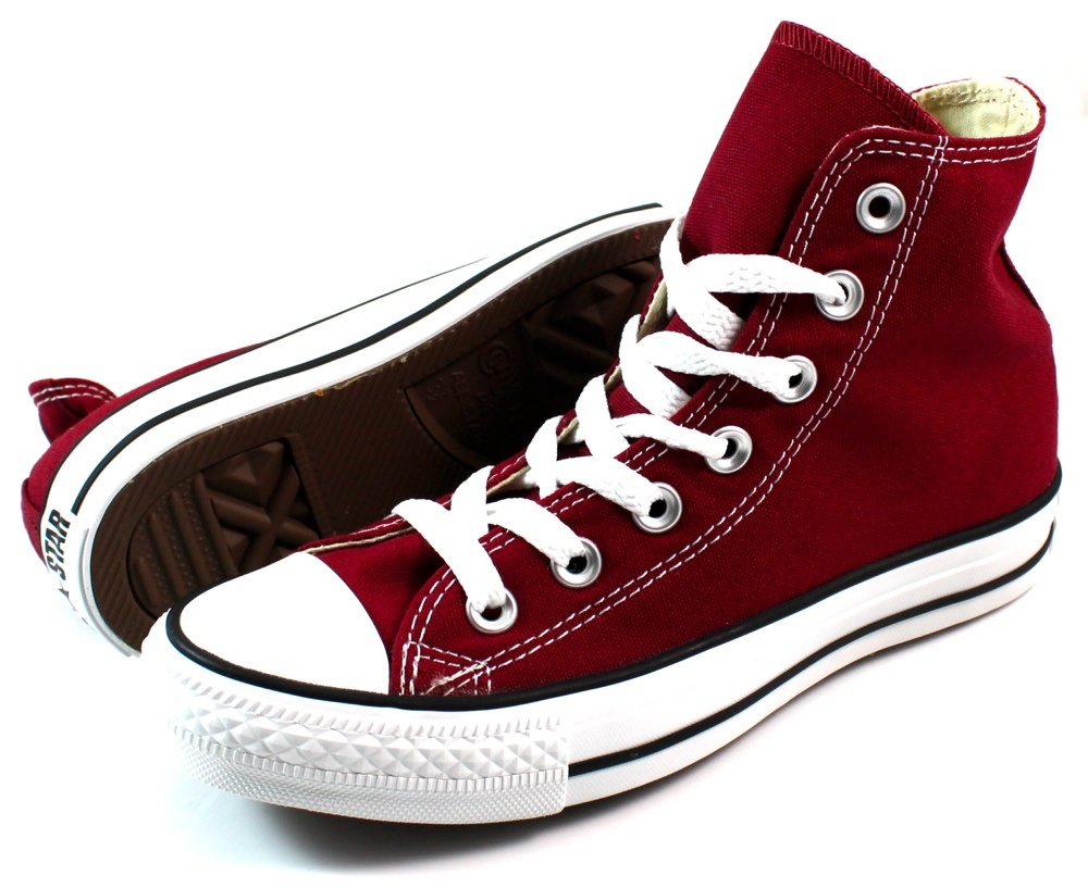 converse all stars dames bordeaux rood