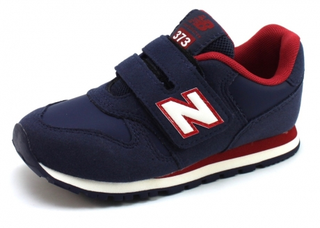Image of New Balance 373 Kinder Sneaker Blauw New96