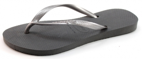 Image of Havaianas Slim Slippers Grijs Hav12