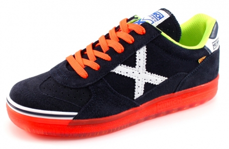 Munich 15106 sneakers Blauw MUN21