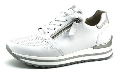 Op Penny Blossoms (fashionbabes vinden hier de beste online shops) is alles over accessoires te vinden: waaronder schoenen en specifiek Gabor 66.528 Wit GAB55 van de online shop Stoute Schoenen