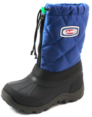 Image of Olang Snowboots Jump Blauw Ola18