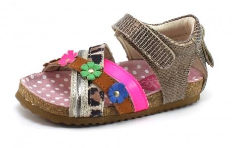 Shoesme BI8S08 sandaal Brique - Brons SHO68