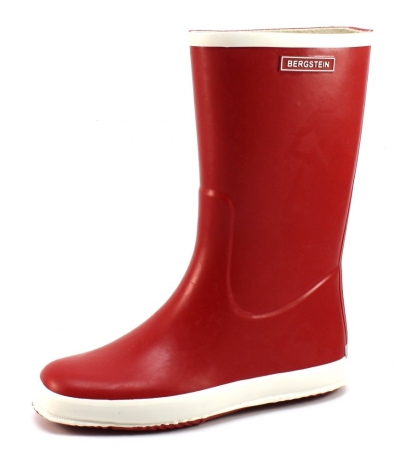 Image of Bergstein Rainboot Women Rood Ber29