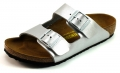 Birkenstock sandalen Arizona kids Zilver BIR24