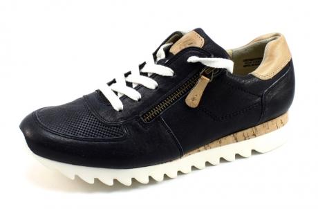 Paul Green 4485 sneaker Blauw PAU46