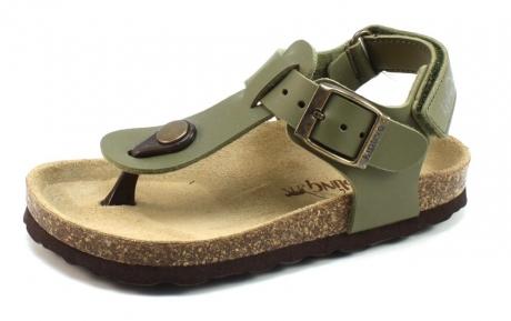 Kipling Juan 3A sandal Beige - Khaki KIP03