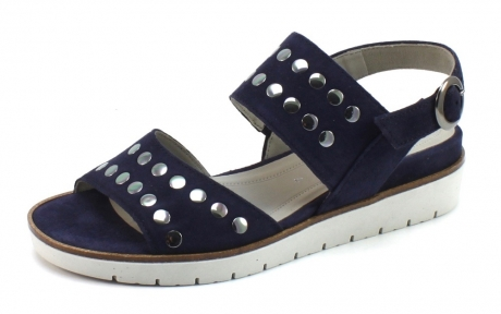 Gabor 85.503 sandaal Blauw GAB64