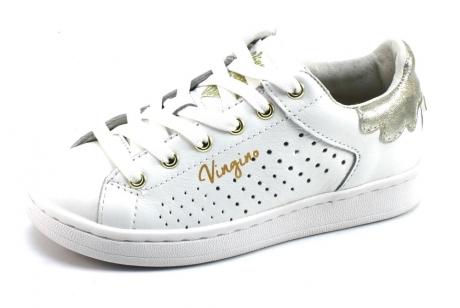 Image of Vingino Torneo Low Sneaker Wit Vin29