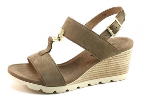 Caprice 9-28307-22 sandalen Beige / Khaki CAP21