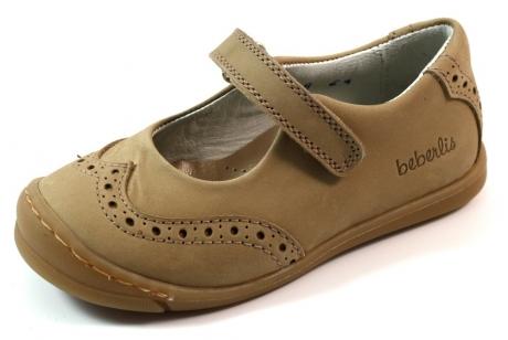Beberlis schoenen online 16049 Beige - Khaki BEB22