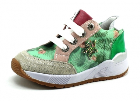 Shoesme ST20S003 trainers Olive SHO07