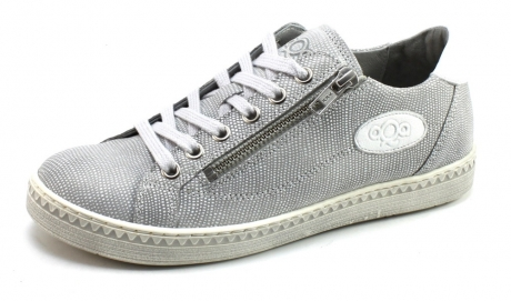 Image of Aqa A5112 Sneaker Zilver Aqa45