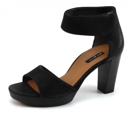 Paul Green 6938 sandal Zwart PAU05
