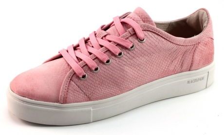 Image of Blackstone Ll68 Sneakers Roze Bla06