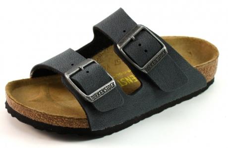 Birkenstock sandalen Arizona kids Grijs BIR17