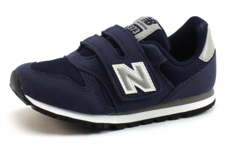 Image of New Balance 373 Kids Sneaker Blauw New36