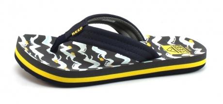 Reef slippers AHI kids Blauw REE50
