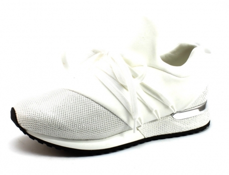 Image of La Strada 966453 Sneaker Wit Las38