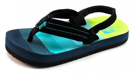 Image of Reef Slippers Ahi Kids Blauw Ree02