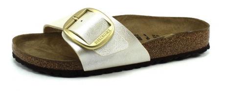 Birkenstock Madrid Big Buckle Offwhite BIR41