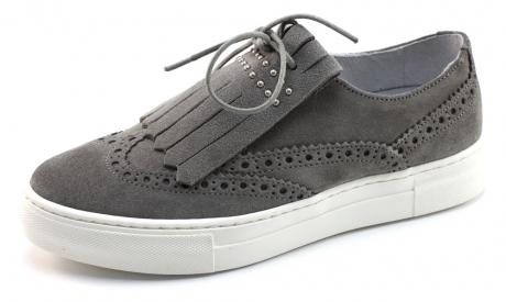 Image of Monshoe 65263561 Sneaker Grijs Cho43