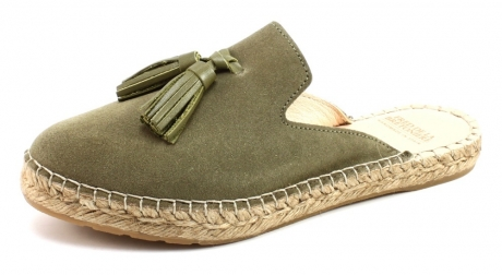 Image of Fred De La Bretoniere 152010046 Loafer Taupe Fre07