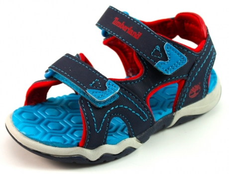 | Timberland Sandalen blauw