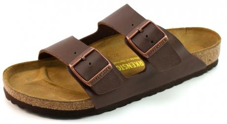 Birkenstock sandalen Arizona heren Bruin BIR13