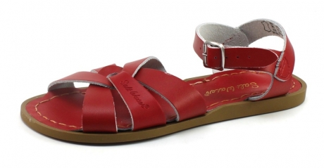 Salt Water Sandals Original Kids Rood SAL18