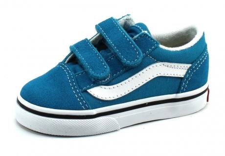 Vans Old Skool V Licht blauw VAN97