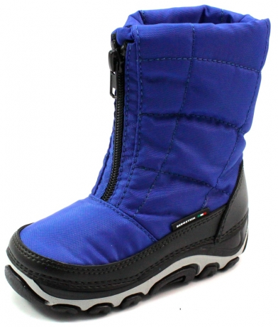 Image of Bergstein Snowboots Bn120 Blauw Xer16